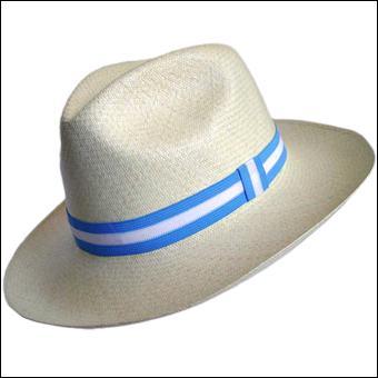 Vous adorez le tango ? J'ai la destination qu'il vous faut, le véritable  panama , chapeau originaire d'Equateur, y est beaucoup porté !