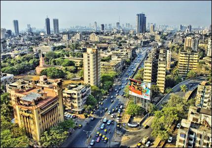 L'agglomération de Mumbai est le cœur économique de l'Inde. Ainsi, quel part du total de l'impôt sur le revenu de l'Inde entière est-elle fournie par Mumbai ?