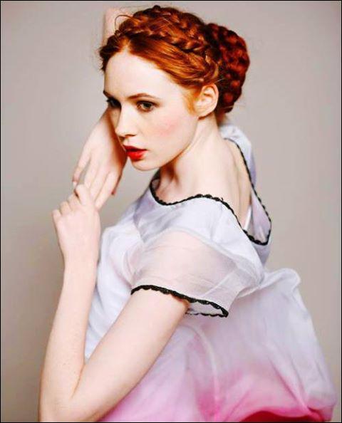 Je suis une actrice écossaise née à Inverness le 28 novembre 1987. Qui suis-je ?