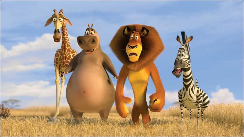 Dans quel(s) film(s) peut-on voir ces quatre animaux ?