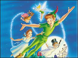 Peter Pan  : Rêve ta vie en couleurs, c'est le secret...
