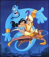 Aladdin  : Je vais t'offrir...