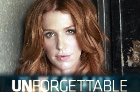Quel rôle interprète Poppy Montgomery dans la série  Unforgettable  ?
