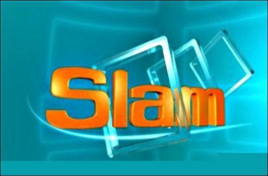 Sur France 3, qui présente le jeu  Slam  ?