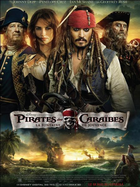 Les films de  Pirates des Caraïbes  sont des films...