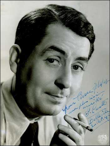 En 1966, Julien Carette, acteur français devenu impotent, meurt d'une façon idiote !