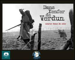 En quelle année s'est déroulée la Bataille de Verdun ?