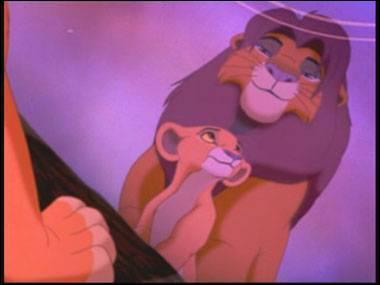 Le roi lion 2 : l'honneur de la tribu. Dans la chanson ''Nous sommes un'' complétez les paroles de la chanson  Ton courage...