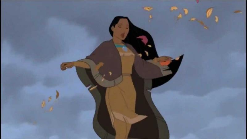 Pocahontas 2 : un nouveau monde. Dans la chanson  Au seuil de mon avenir  complétez les paroles :  la voie de l'instinct fera renaitre la vie, si j'écoute le mien je saurai enfin...