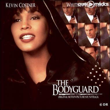 Whitney Houston interprète '... ', chanson du film 'The Bodyguard', en 1992.