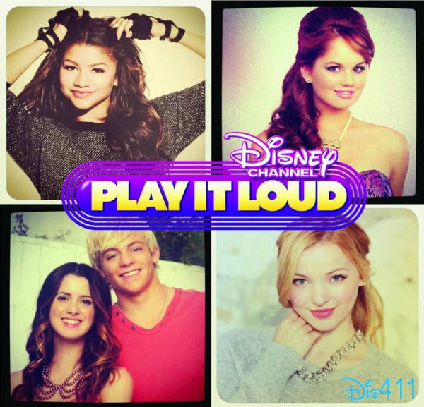 Nos actrices de Disney Channel