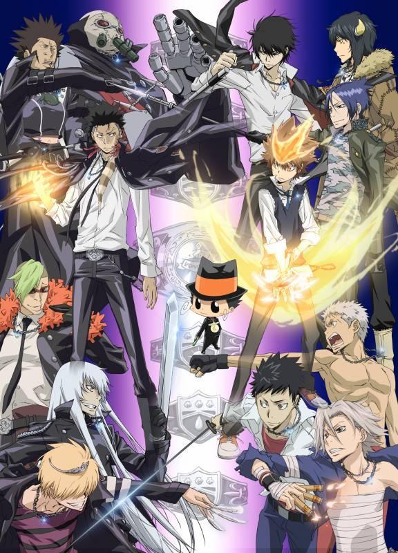 Tout sur le manga Reborn
