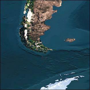 Quel cap localisé au Chili est-il le point le plus austral (le plus près du pôle Sud) de l'Amérique ?