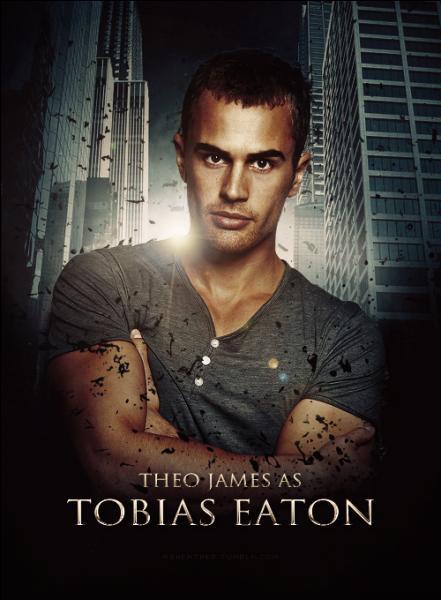 Qui joue le rôle de  Quatre  (Tobias) ?