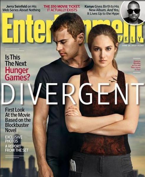 Dans quelle faction sont Tris et Quatre ?