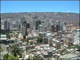 Quelle est la plus haute capitale du monde ?