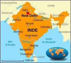 Quelle est la monnaie de l'Inde ?