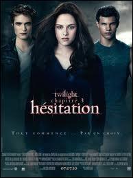 Lorsque Edward s'est éloigné de Bella, quel membre de la famille Cullen finit par lui rendre visite ?