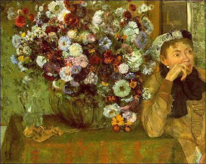 Pendant ses vingt premières années de peinture, quel fut son sujet de prédilection ?