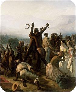 Abolition de l'esclavage en France :