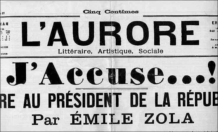 Affaire Dreyfus :