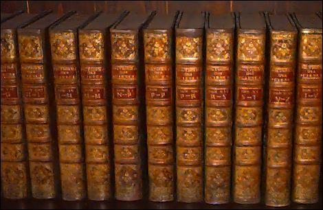 L'Encyclopédie :