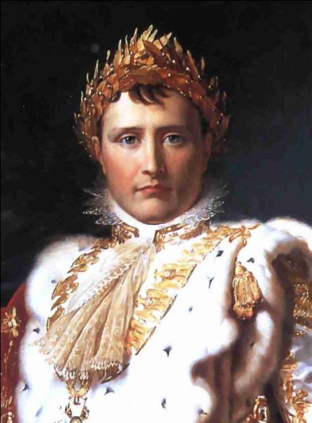 Napoléon Ier, empereur des Français :
