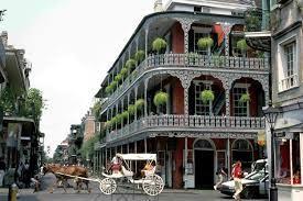 La Nouvelle-Orléans, ville de Louisiane !