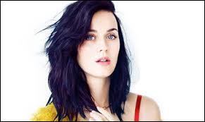 Qui a embrassé Katy Perry ?