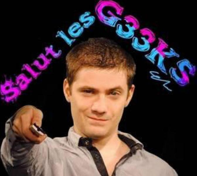 Quand Mathieu Sommet a-t-il sorti le premier épisode de  Salut les geeks  ?