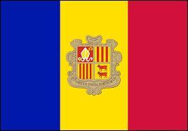 Ceci est le drapeau de :