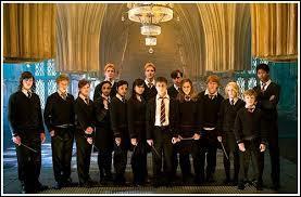 Dans  Harry Potter et l'Ordre du Phénix , comment s'appelle l'armée que Harry crée ?