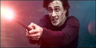 Quel sort Harry jette-t-il en présence d'un Moldu ?