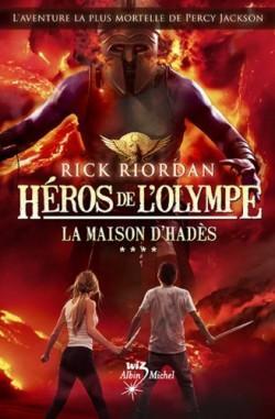 Les héros de l'Olympe 4