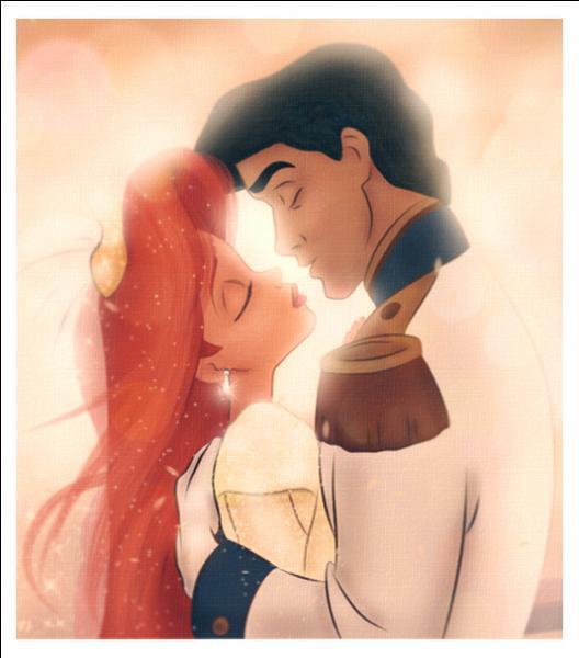 Ce couple est hors du commun, chaque petite fille a rêvé au moins une fois dans sa vie de ressembler à cette princesse. De quel couple s'agit-il ?