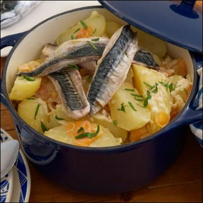 Comment appelle-t-on la soupe de poisson bretonne ?