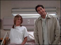 A quel moment Rachel va-t-elle faire son test de grossesse ?