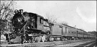 Quel président de la République à la santé fragile est tombé d'un train en 1920 ?