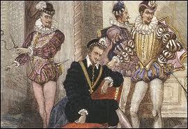 Quel était les surnom des favoris d'Henri III ?