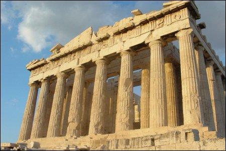 Trouver une date : Périclès à la tête de la cité d'Athènes...