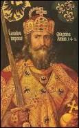 Trouver une date : couronnement de Charlemagne...