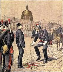 Trouver une date : l'affaire Dreyfus...