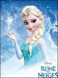Comment se nomme la reine des neiges ?