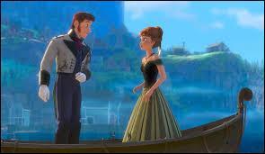 D'où vient le prince Hans ?