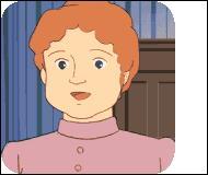 Dans l'avant-dernier épisode, Sarah reçoit une lettre qu'Amélia lit à toutes les élèves. De quelle lettre s'agit-il ?