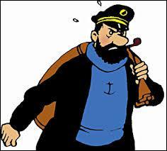 Qui est le capitaine Haddock ?