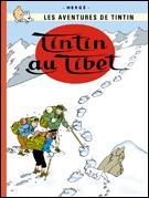 Dans  Tintin au Tibet  , qu'apprend Tintin sur un journal ?