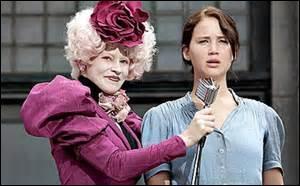 Pour qui Katniss Everdeen se porte-t-elle volontaire ?