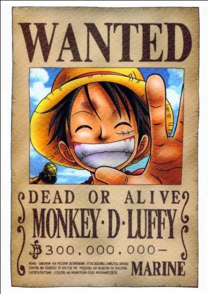 Quel est le rêve de Luffy ?