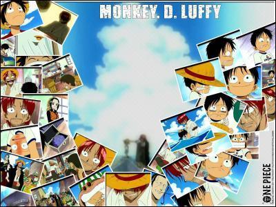 De qui Luffy tient-il le Chapeau de paille ?